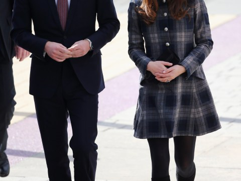 Gallery: Prince William and Kate Middleton, Catherine Duchess of Cambridge visit Glasgow 2013