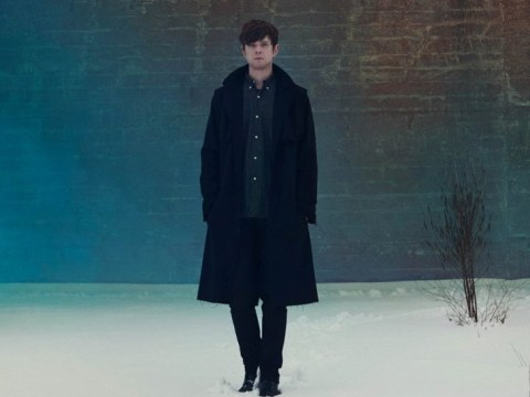 Brit Award nominee James Blake 'too depressed' to write new music?