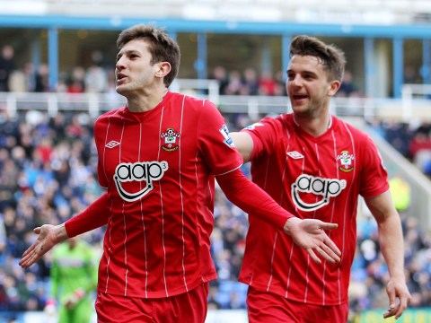 Reading on brink of Premier League relegation after battling defeat to Southampton