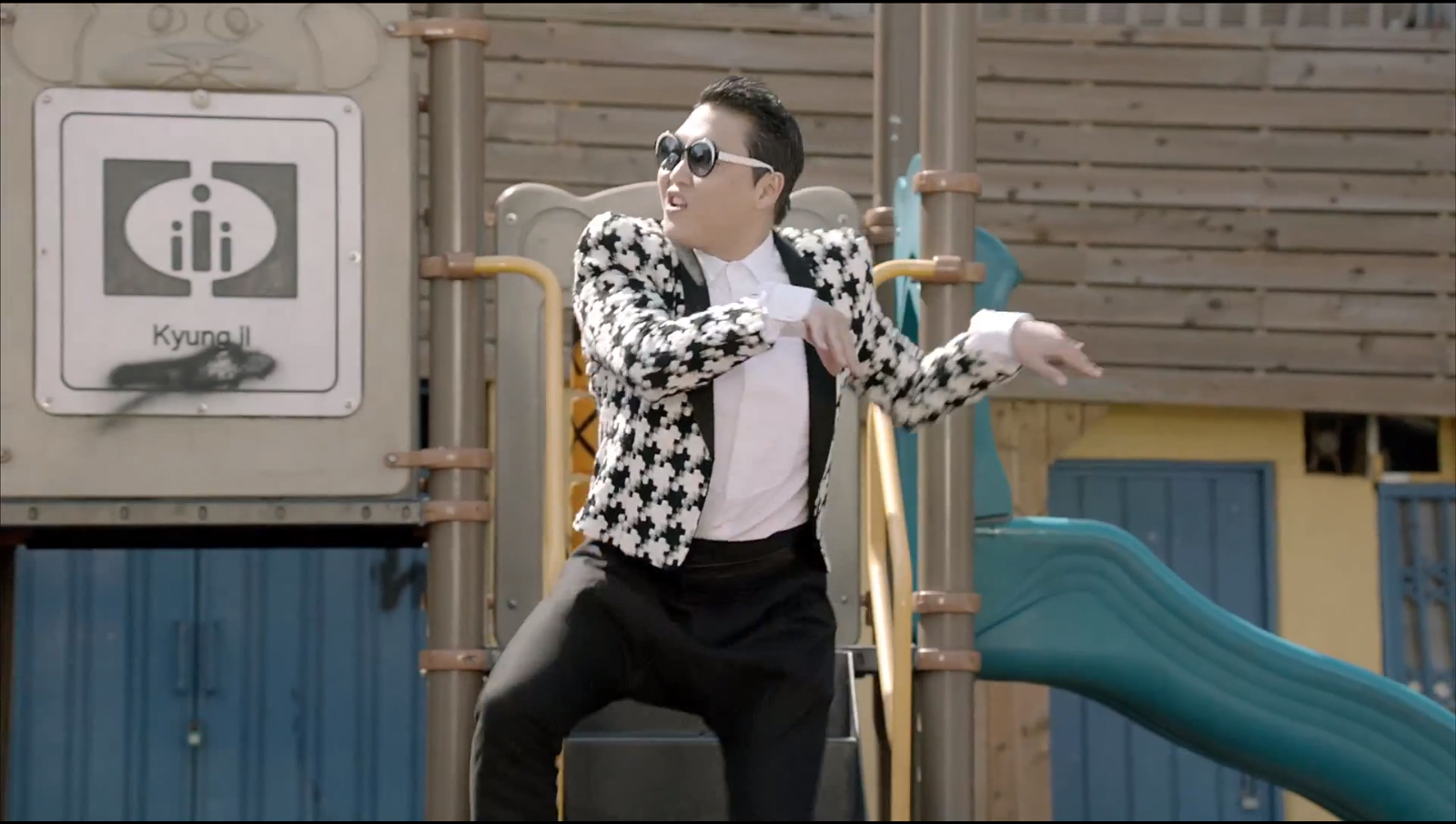 How to do Psy's Gentleman dance