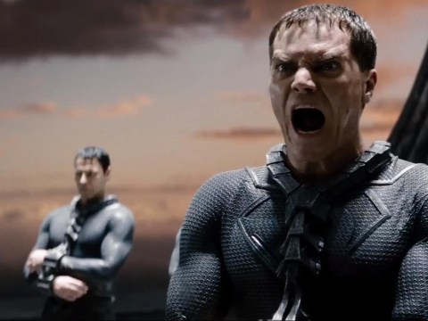 Man of Steel's Zack Snyder hints at sequel as Michael Shannon talks General Zod