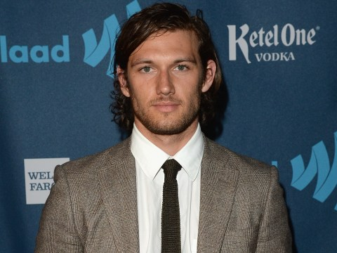 Gus Van Sant films Fifty Shades of Grey sex scene starring Alex Pettyfer as Christian Grey
