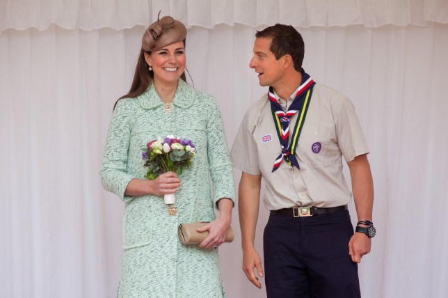 Bear Grylls: Keeping the faith in Scouting