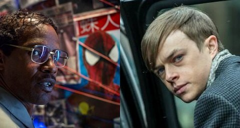 The Amazing Spider-Man 2 photos give first glimpse of Max Dillon and Harry Osborn