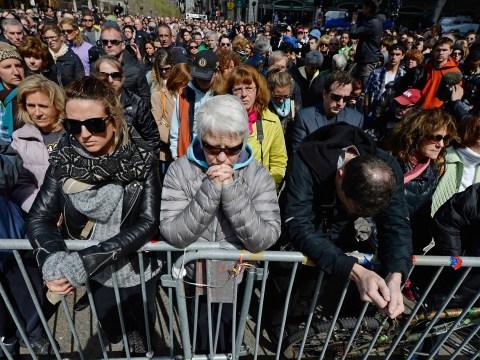Gallery: Boston pays tribute to marathon blast victims