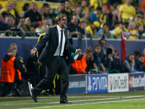 Borussia Dortmund expecting Jurgen Klopp's departure to Manchester United