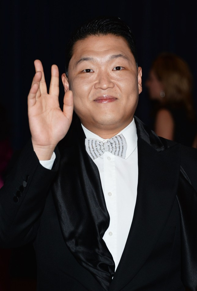 Psy is relieved to not be a one hit wonder (Picture: Getty)