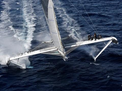 Is it a boat? Is it a plane? Actually, it is a bit of both…