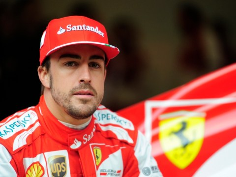 Fernando Alonso: I'll end F1 career with Ferrari