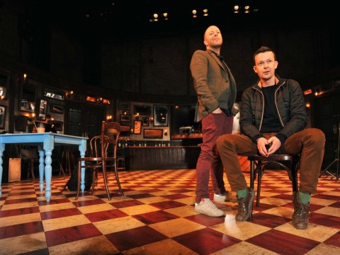 Playwright Enda Walsh and director John Tiffany explain the appeal behind their award-winning acoustic musical, Once