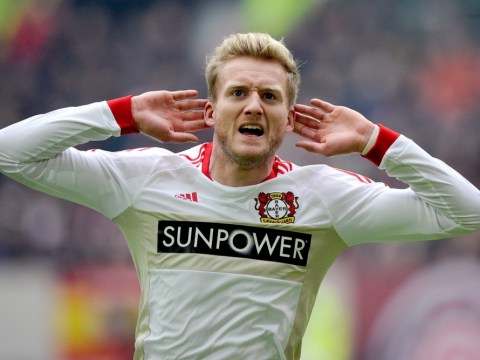 Andre Schurrle is naturally attracting Chelsea interest, admits Bayer Leverkusen chief