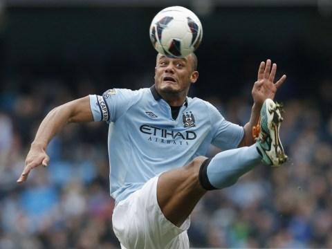 Manchester City skipper Vincent Kompany a target for Barcelona