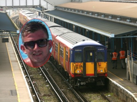 Man, 22, crushed by train after fight on station platform leads to murder arrests
