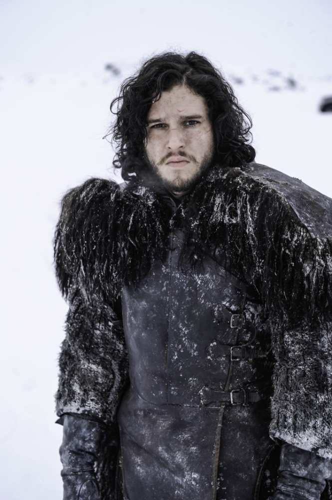 Not hoping for a role in Downton Abbey then, Kit? Game Of Thrones' Jon Snow rips apart period drama