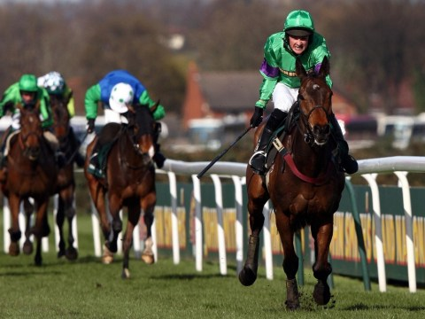 Grand National hero Mon Mome retires