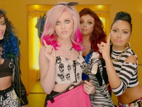 Little Mix and Missy Elliott team up in eye-straining How Ya Doin' video