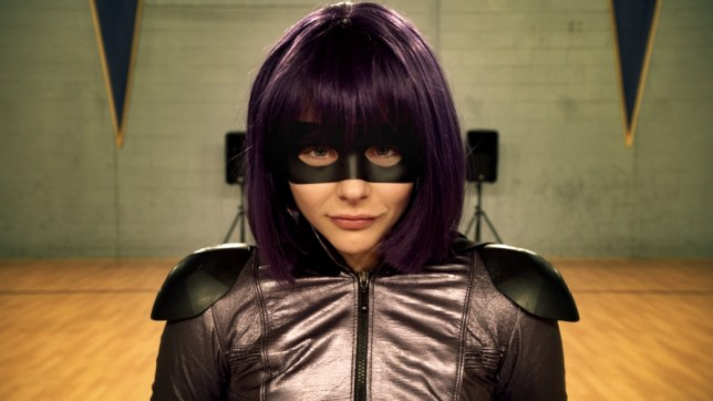 Chloë Grace Moretz returns as Hit-Girl in Kick-Ass 2 (Picture: File)