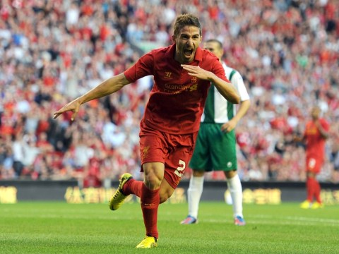 Liverpool striker Fabio Borini 'close to Sunderland loan move'