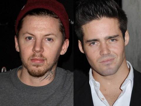 Professor Green v Made In Chelsea's Spencer Matthews: Celebrity Face Off