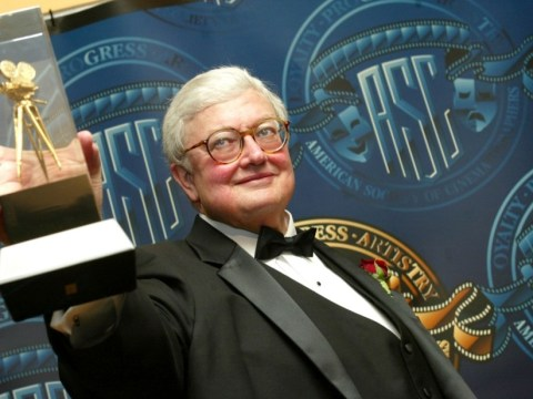 Roger Ebert's last film review published