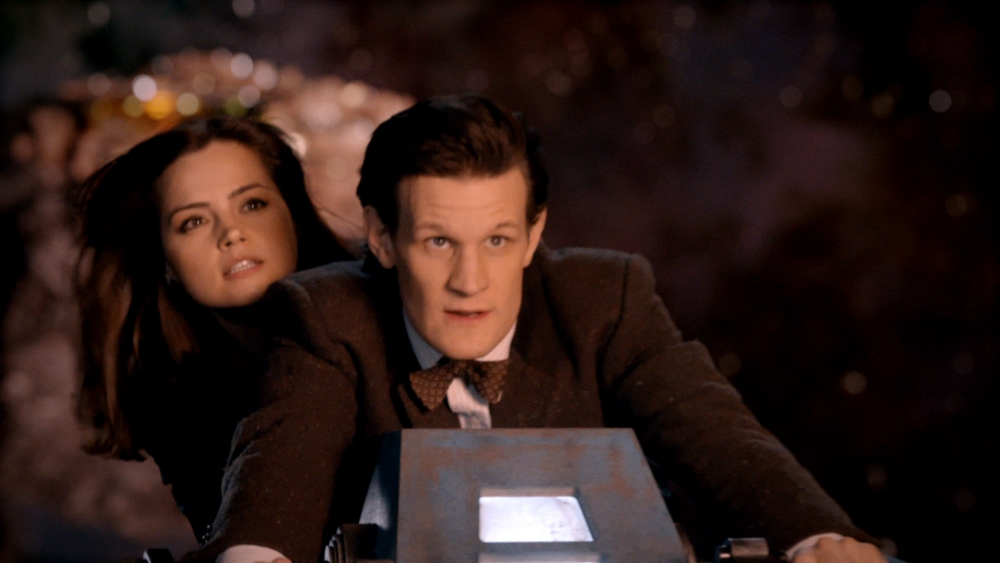 Neil Gaiman: Matt Smith's Doctor Who replacement should be an unknown
