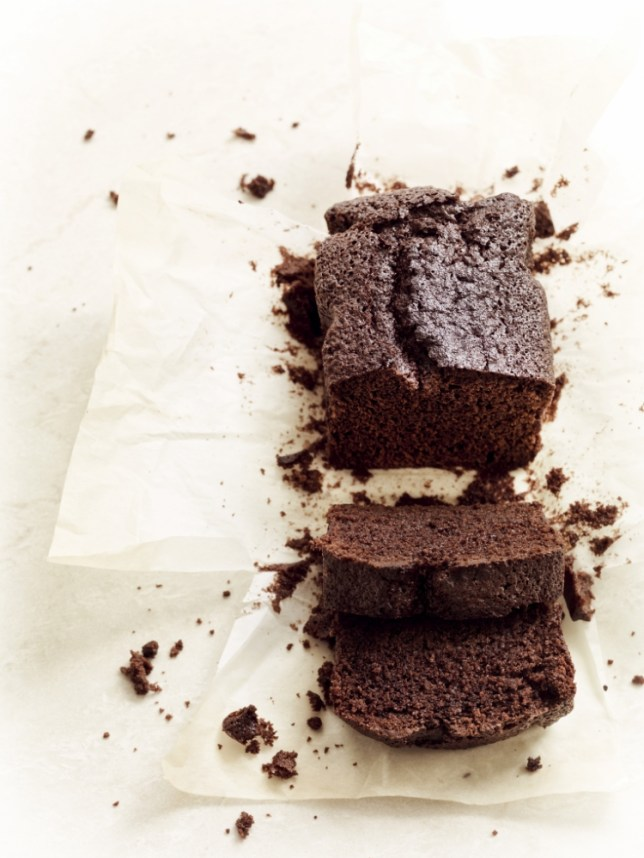Will Torrent's chocolate and beer loaf cake (Picture: Jonathan Gregson)