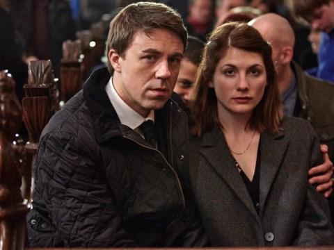Broadchurch grew stronger as it dipped its toe into magic realism