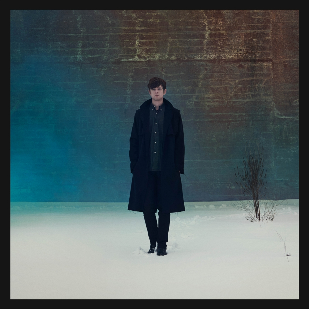James Blake shows songwriting chops and RZA duet on second album Overgrown