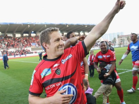 Jonny Wilkinson signs new one-year contract with Toulon