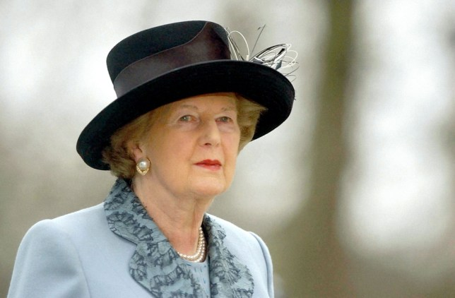 Margaret Thatcher divided opinion (Picture: PA)
