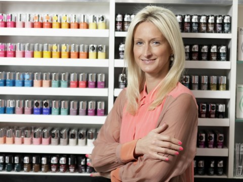 Nails Inc founder Thea Green believes mums are the hardest workers