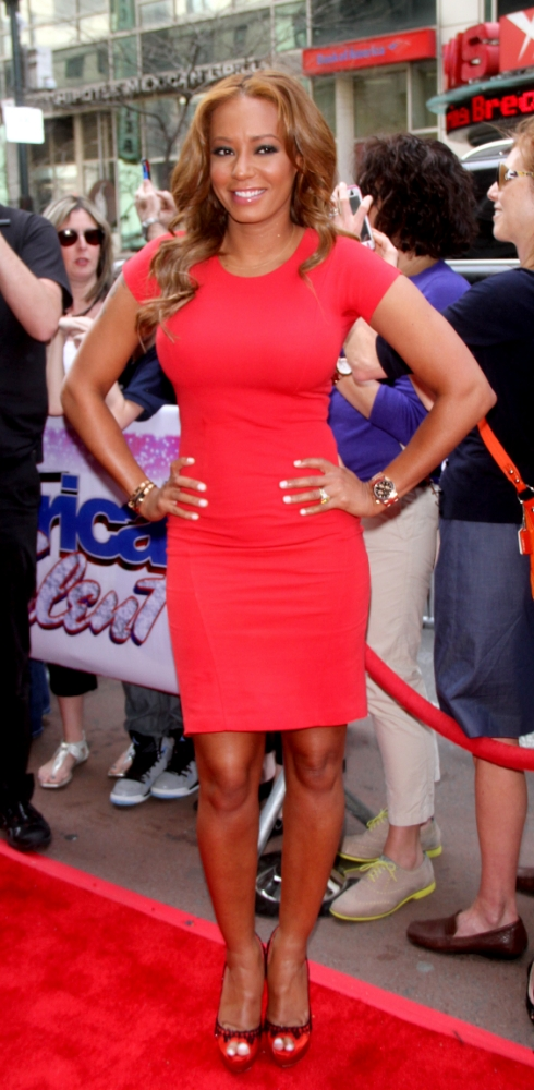 Mel B 'booed' again by America's Got Talent audience after slamming 'racist' act