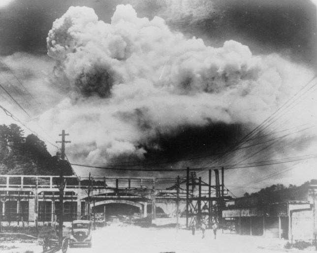 The Untold Story of the United States by Oliver Stone covering Hiroshima (Picture: Freemantle International Distribution)