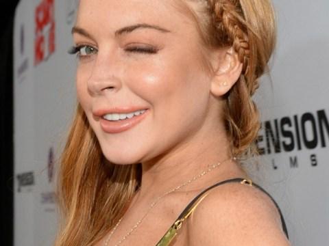 Adam Levine, Justin Timberlake, Zac Efron, Jamie Dornan, Heath Ledger: Is Lindsay Lohan the luckiest girl on the planet?