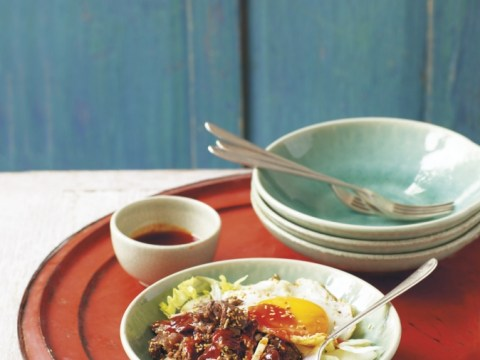 How to cook Tori Haschka's bulgogi salad