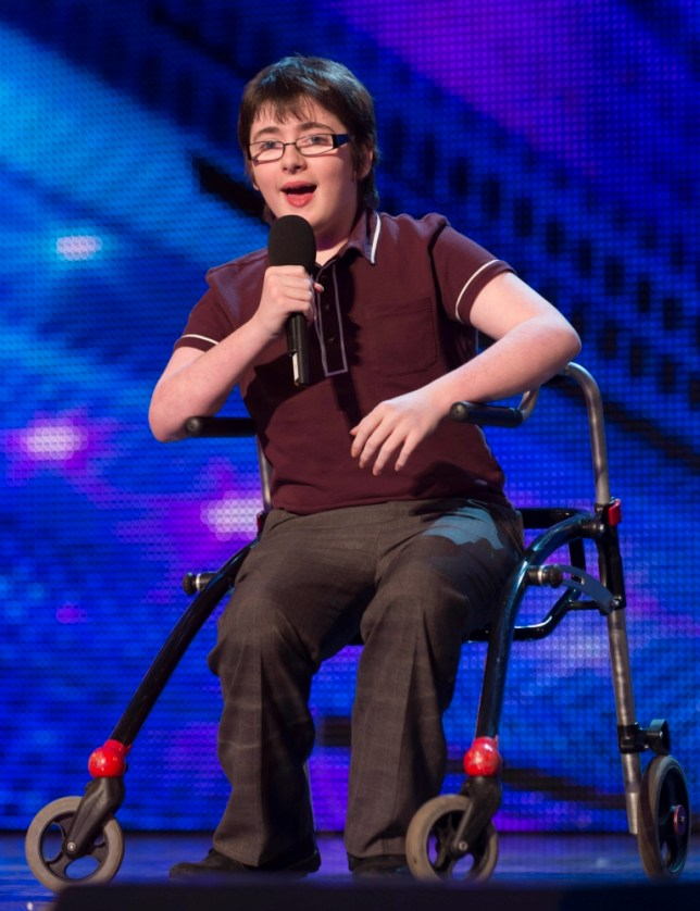 Royal baby: Britain's Got Talent's Jack Carroll angers