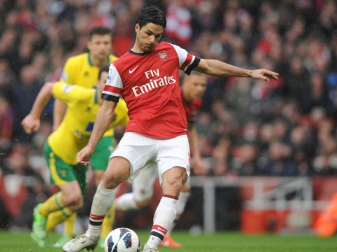 Mikel Arteta keen to emulate David Beckham's 'tremendous' transformation