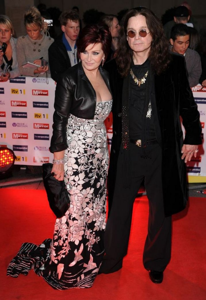 'Insane' Ozzy Osbourne insists he's not divorcing Sharon but slams her 'obsession' with fame