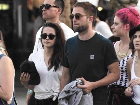 Robert Pattinson 'arranges lie detector test for Kristen Stewart' after suspicious car park pictures