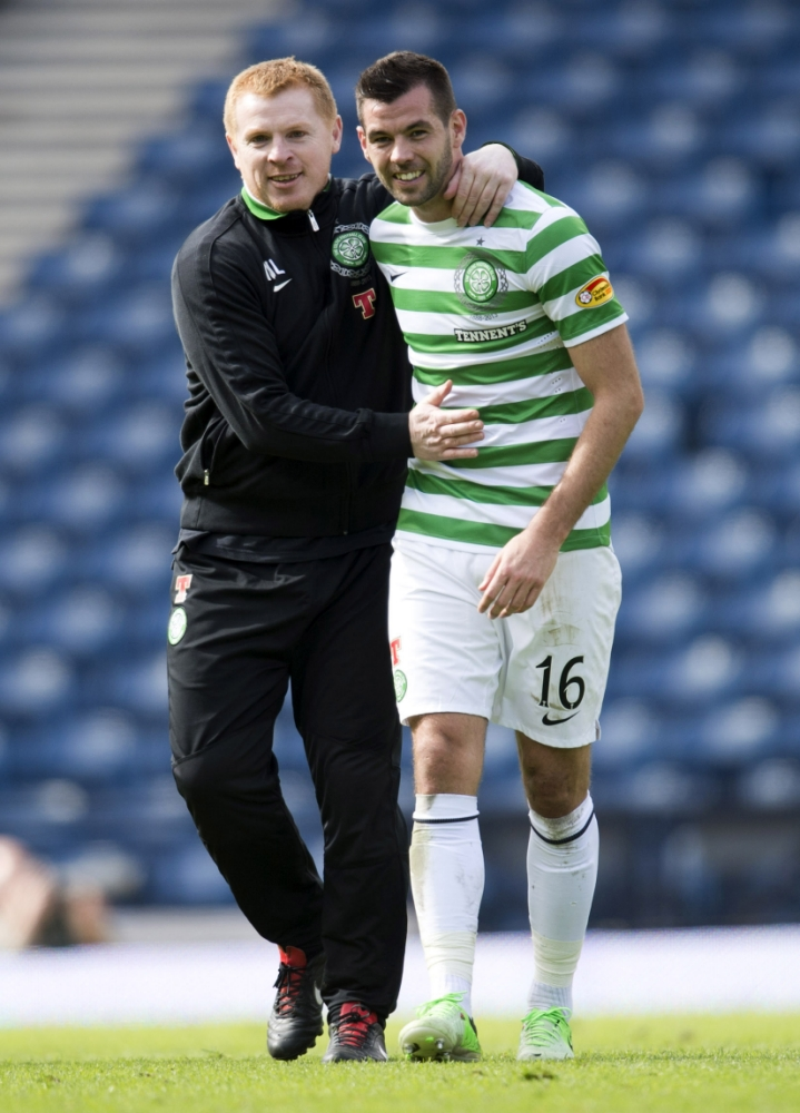 Joe Ledley desperate for double after Celtic reach Scottish Cup final