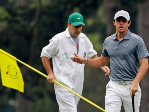Rory McIlroy's 'frustrating' Masters bid misses the target