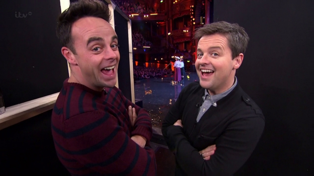 Ant & Dec v Holly Willoughby and Reggie Yates: Celebrity Face Off