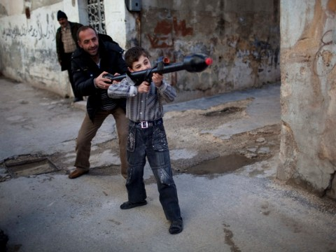 Gallery: Syria coverage wins Pulitzer Prize in Breaking News Photography 2013