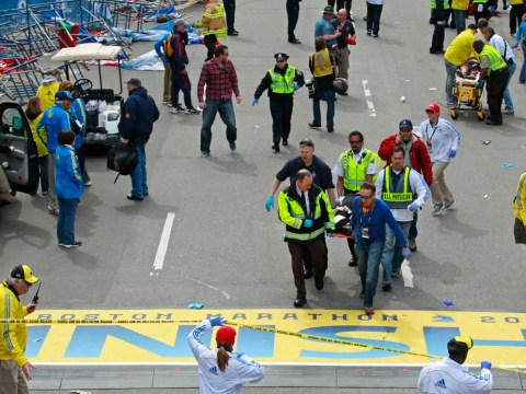 Gallery: Explosions at Boston marathon 2013 finish line