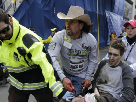 Father found out his son had been injured in Boston marathon on Facebook