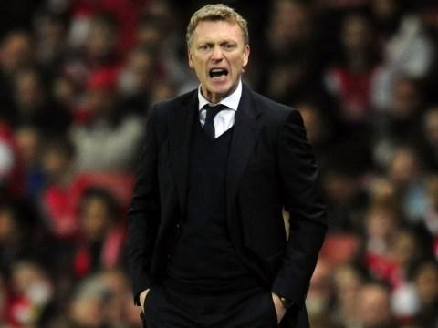 David Moyes hits back at 'disrespectful' Arsene Wenger after physical encounter