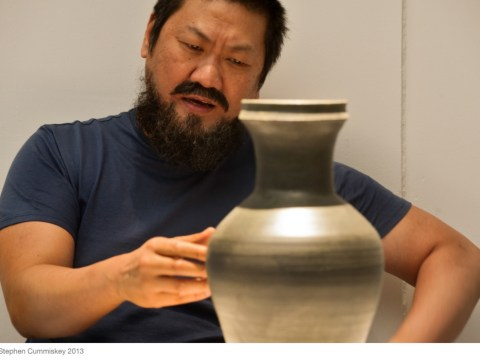 The Arrest Of Ai Weiwei becomes art on Hampstead stage
