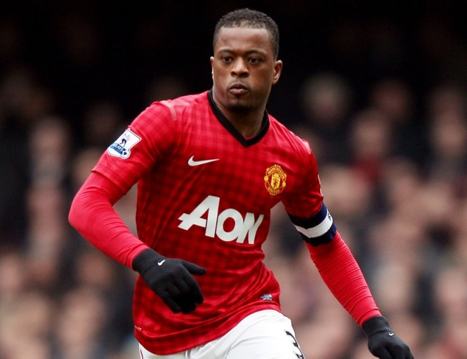 Patrice Evra slams Manchester United for changing terms of his contract before controversial transfer exit