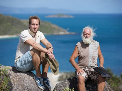 New Lives In The Wild saw Ben Fogle overdo the 'real-life Robinson Crusoe' tag