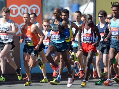 Gallery: London marathon 2013